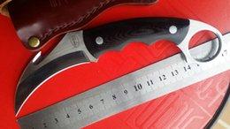 NEW fixed claw karambit knife,strider fixed hunting survival knives,microtech knives,karambit knives,balisong knives