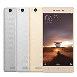 Wholesale 3GB GB Xiaomi Redmi G LTE mAh Battery Metal Body Bit Octa Core Qualcomm Snapdragon Android MIUI MP Camera Smartphone