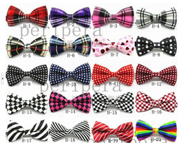 Unisex Neck Bowtie Bow Tie Adjustable Bow Tie high quality metal adjustment buckles multi-style