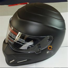 Wholesale Simpson style FRP New Design StarWars Carting Helmet CRG ATV Motorcycle Racing Helmets Full Face Exported to Japan S M L XL