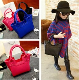 Wholesale Korean Style Fashion Hand Bag Good Quality Childrens Leather Handbags Cute Designer Hand Bags on Discount C1