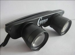 Wholesale watching eyewear type multifunctional fishing binocular telescope happy camp game glasses