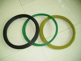 hot sale PVC Coated Wire (good quality and competitive price) Free sample factory since 1998