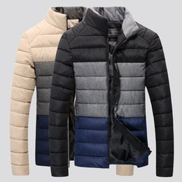Wholesale Fall winter canada men famous brand men parkas men jacket warm stand collar luxury big size xl new thicken winter jacket men