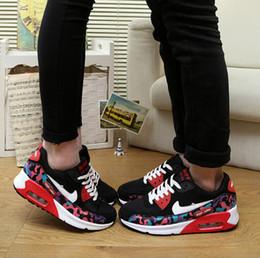 Wholesale zapatos de mujer mens fashion wedges laser equipment unisex jogging shoe women tennis shoe air huarach walking shoe