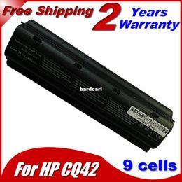 Ordinateur portable hp i7 en Ligne-Frais de transport gratuit Portable Batterie 9Cells Pour HP HSTNN-Q49C HSTNN-Q51C HSTNN-Q61C HSTNN-Q63C HSTNN-UB0W HSTNN-YB0X HSTNN-CBOW HSTNN-F02C HSTNN-I7