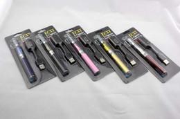 CE4 Ego électronique Cigarette Blister Pack démarrer kits avec 650mah / 900mAh / 1100mAh Ego-T batterie via DHL 20pcs à partir de commencer ego kit fabricateur