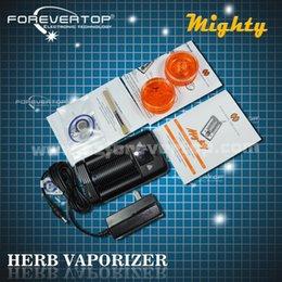 2016 ventas calientes Handheld vaporizador portátil LED Control de temperatura de visualización poderoso desde vaporizador de pantalla led fabricantes