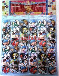 Wholesale New sheets Anime Kuroko s Basketball Badges brooches Pins Badges Honey Lemon Round Badges Party favor Kid s Gift brooch cm