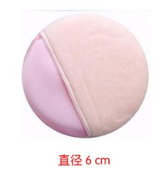 Wholesale Large CM puff Dingzhuang makeup artist dedicated hook flutter dry puff hold u0026 powder puff with large cm CM