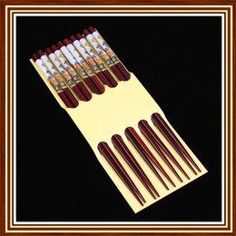 Wholesale Carving Features chinese chopstick Process multiple printsHashi chopsticksSimple packaging chopsticksSize cm