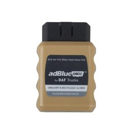 Wholesale Cheap Ad BlueOBD2 Emulator For DAF Trucks Verride AD Blue System Instantly