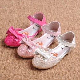kids sandals 2015 summer new children shoes girls shoes breathable mesh bowtie princess sandals girls sandals
