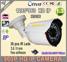 appareil photo 1.3MP IP HD ONVIF P2P HD puce IP caméra de vision nocturne 1280 * 960P CMOS IR cctv ABS Caméra logiciel libre de sécurité à domicile security camera ip software for sale à partir de logiciel caméra de sécurité ip fournisseurs