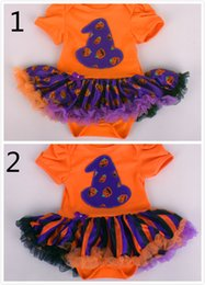 Wholesale Baby Girl Clothes Childrens Clothing Minions Clothes Princess Dress Pumpkin Lovely Costume for Baby Girls Ballerina Halloween Fancy Dress Cu