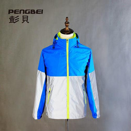 Vente chaude bonne qualité lambrissé mince / épais mâle 3M veste réfléchissante cyclisme sportif occasionnels coupe-vent imperméable à partir de veste de cyclisme mince imperméable fabricateur