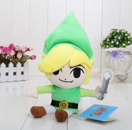 Wholesale The Legend of Zelda CM stuffed plush toys in opp bag Christmas Gift