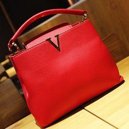 Wholesale 118 Fashion Female Handbag Shuolder bag High quality pu single shoulder bag