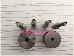 Wholesale BD M30 single punch round pill die mold set for tdp pill tablet Press