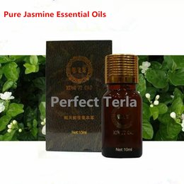 Wholesale 100 Pure Jasmine Aromatic Essential Oil Sensitive Striae Gravidarum Skin Natural Aromatherapy SPA Massage Oils Body Beauty OEM ODM Accept