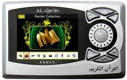 Wholesale Enmac Color Digital Quran Player DQ804