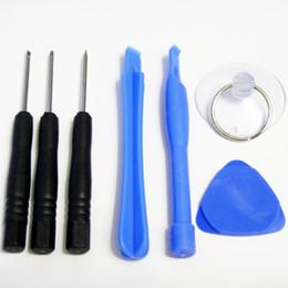 venta al por mayor Kit completo kit de reparación de la palanca de apertura destornillador herramientas Kits para Apple iPhone 5S 5C 5G iPod Touch 4S 4 5 4 desde iphone 4s conjunto completo fabricantes