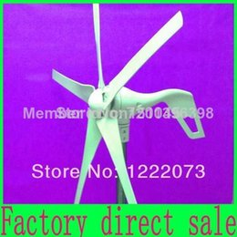 Wholesale 600W max wind generator V or V blades of Wind turbines years warranty with RoHS CE ISO9001 Certification