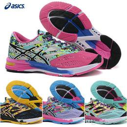 Promotion chaussures de sport pas cher 2015 Cheap Asics Coussin Gel-Noosa Tri 10 T580N Sports Chaussures de course pour les femmes, léger Racing Trainer Sneakers EUR Taille 36-40