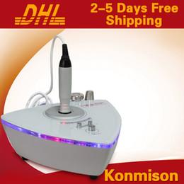 RF Facial Machine Radio Frequency Skin Rejuvenation RF Machine 2pcs RF Heads For Eyes Neck Face Tiightening RF Beauty Equipment Home Use CE