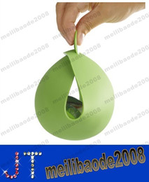 Wholesale Silicone Bowl Fish Steam Oven Baking Bowl Curling Bowl New Creative Silicone Kitchenware Multifunctional Green MYY14425