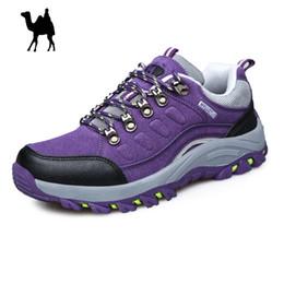 Wholesale-2015 autumn winter warm shoes mountain boot for women outdoor shoes hiking climbing shoes casual walking footwear 25