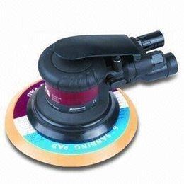 Wholesale 125mm mm random dual action Air Sander Burnish machine Pneumatic tools