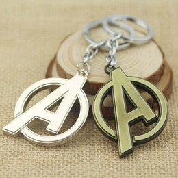 Wholesale 2015 New Statement Jewelry Marvel The Avengers Super Hero Pendant Metal Figure Toy Movie Jewelry Fashion