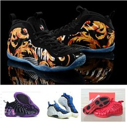 Wholesale 2016 Air foamposite One ParaNorman Mens Basketball Shoes Penny Hardaway Foamposites Pro Galaxry Size