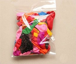 Wholesale Bunch Magic water balloons Refill Bags Kits With Band rings and Colorful balloons summer water toys