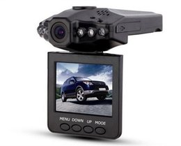 Wholesale Factory Price Car Dash cams Car DVR Recorder Camera System H198 Night Version Video Camcorder LED Degree Rotated Screen Car DVRS