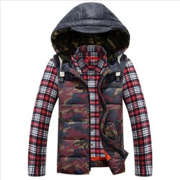 Wholesale Camouflage Jacket Hoody - Fall-New Arrival Men Colete Masculino Waistcoat Military Camouflage Hoody Vest Homme Winter Fleece Vest Male Sleeveless Jacket