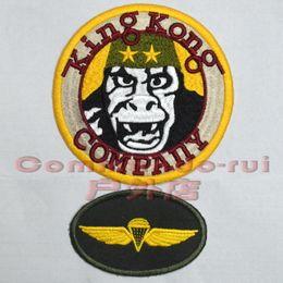Wholesale King Kong Company badge armband film version of King Kong taxi driver Taxi Driver