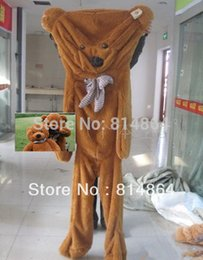 Wholesale Top Toys quot big toy Valentine s Day Gift Factory Price cm bear shell color Teddy bear plush toys coat Factory price