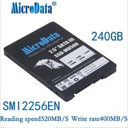 Wholesale 2016 Newest MicroData MD500 GB GB TLC SSD Solid State Disks quot HDD Hard Drive Disk Disc Internal SATA III GB GB