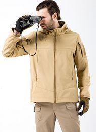 Fall-Archon Lightweight Tactical Jackets Lurker Shark Skin Soft Shell TAD Outdoor  Jacket Waterproof Windproof Sports