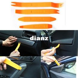 Wholesale Auto Car Radio Panel Door Clip Panel Trim Dash Audio Removal Installer Pry Kit Repair Tool Portable Practical