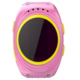 Wholesale Fashion GPS watch phone for kids with WIFI function positioning new baby watch SOS Support SIM Card