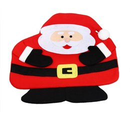 New brand 2015 fashion Dish Bowl Food Placemat Mat Decoration Supplies Home Party Santa Claus Father Christmas Snowman