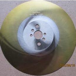 apol 10 inch 275 *1.6*32mm HSS-M42 cutting tools high-speed steel saw blades cutter saw circular saw blade material golden