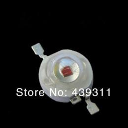 Wholesale W LED Lamp High power LED Lamp beads Yellow nm mA V LM mil Taiwan AOC Chips