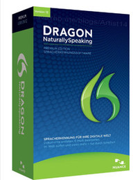 Wholesale Nuance Dragon Naturally Speaking Premium v12 English version license key