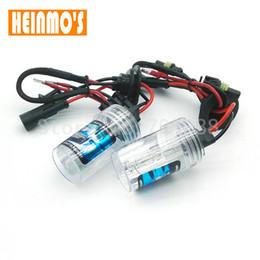 single beam bulbs 2 pieces 9005 9006 H1 H3 H7 H11 H10 D2S HID Xenon Car bulbs 12V