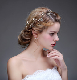 Gold Wedding Hair Accessories Jewelry For Brides Bride Tiara Wedding Bridal Accessories Wedding Bridal Fashion Jewelry Wholesale