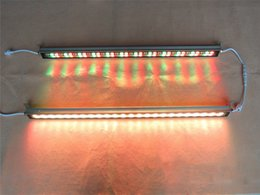 Wholesale-18W LED Wall wash Light,high power led wall washer outdoor IP65,6pcs lot,Warm white White RGB Color